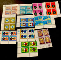11 Emblem Blocks UN Mixed Office See Images for Content B2G1F or MAKE OFFER 1196