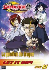 Beyblade volume 11 la punition du dragon DVD NEUF SOUS BLISTER