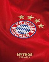 MYTHOS FC Bayern München Bildband Fussballverein Geschichte Biografie Buch NEU