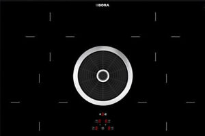 BORA BIU-014 Typ Bias Basic Induktions-Glaskeramik-Kochfeld Dunstabzug