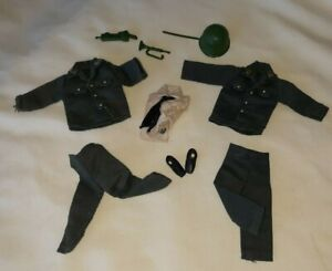 VINTAGE TOPPER DAWN DOLL GARY RON VAN ARMY OUTFITS & ACCESSORIES $49.99
