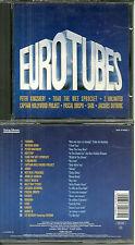 CD - EUROTUBES avec DEPECHE MODE, SADE, NIAGARA, CHARTS IGGY POP JACQUES DUTRONC