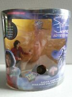 DOCTOR WHO SARAH JANE SMITH AND STAR POET LIGHTS UP STAND STILL SEALED