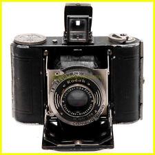 Kodak Vollenda fotocamera folding per film 127 con Schneider Radionar 50mm f3,5