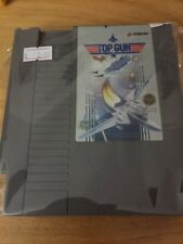 Top Gun (Nintendo NES, 1987) Game Only--Tested (NTSC/US/CA) Konami