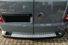 Edelstahl Ladekantenschutz für VW T5 Passgenau mit Abkantung BJ. 04.2003-05.2015