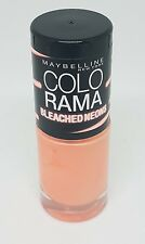 Maybelline New York Color Show Neon's Nail Lacquer Number 242, Coral Heat 7 ml