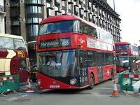 New bus for London - Borismaster LTZ1277 Go Ahead London 6x4 Quality Bus Photo