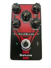 New Aural Dream Detune Digital Guitar Effect Pedal