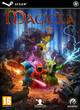 Magicka PC Steam Code Key NEW Download Game Fast Dispatch!