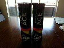Dunlop Ace All Court Tennis Balls