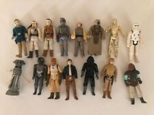 Vintage Star Wars 70's 80's Figure Lot Kenner 40+ Figures and Accessories