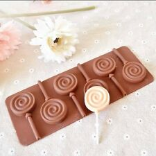 Cute Lollipop Chocolate Candy Cookie Mold Mould Cake Decorating Supplies Tools