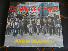 Slip CD Album: Fat Wreck Chords - Various Artists : Mild In The Streets : Sealed