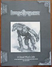 D&D Ritual Of The Dammed RPGA Module,Living Greyhawk Campaign WOTC Error Book
