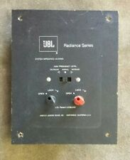 JBL R103 Radiance Series Frequency Switch Speaker Terminal Cable Crossover Board