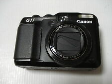 Very Nice Canon Powershot G11 10MP Digital Camera