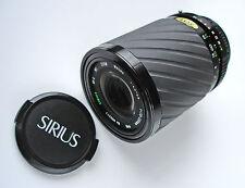 Sirius Manual Focus 70Mm To 200Mm + Macro Pka Fit For Pentax Slr or Dslr