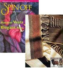 Spin-off magazine fall 1998: autumn vests Elegant Rugs!