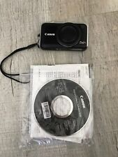Canon Camera Sx230 Hs Great Condition With Battery Charger, Camera Case, Etc
