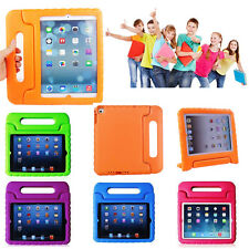 Kids Childrens Shockproof Foam Handle Stand Case Cover for iPad Mini Pink Sale A