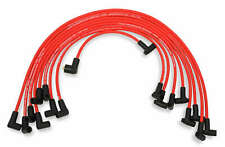 Mallory 600 Pro Wire Plug Wires Small Block Chevy with HEI