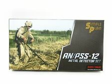 1/6 Scale toy AN/PSS-12 Metal Detector Set Mint In Box