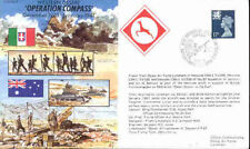 RAF Cover JS50/40/8 WWII WW2 Western Desert Operation Compass RAF flown cover