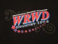 WRWD Country 107.3 Country Favorites Radio Station T Shirt Size XL