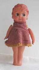 * Old Celluloid Doll Powder Shaker