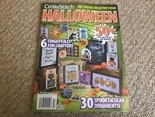 Halloween 2021 Cross Stitch Magazine By Just Cross Stitch
