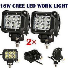 6 LED FOG LIGHT/WORK LIGHT BAR SPOT BEAM OFF ROAD DRIVING LAMP 2 PC....