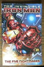 The Invincible Iron Man: The Five Nightmares 2009, Paperback - Marvel Comics