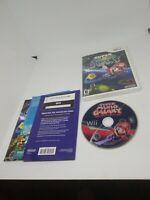 Super Mario Galaxy (Nintendo Wii, 2007) CIB Complete Fast FREE SHIPPING!