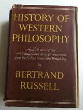 Bertrand Russell History of Western Philosophy 1946 First Edition