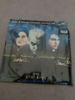 "ECHO AND THE BUNNYMEN People Are Strange 12"" UK vinyl shrink-wrapped with poster"