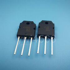 1Pairs Transistor TO-3P 2SJ162 & 2SK1058 J162 & K1058 Original