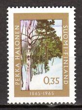 Finland - 1965 Pekka Halonen - Mi. 607 MNH