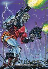 Marvel Masterpieces 2016 Joe Jusko Commemorative Buyback Card #28 Deathlok