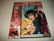 L'INSONNE N.8.STORIE D'AMORE E ALTRI DEMONI.DI BERNARDO/POLIDORI.FREE BOOKS.2006