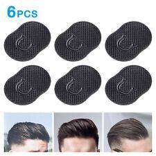6Pcs Pocket Comb Brush Hair Men Beard Mustache Palm Travel Scalp Massager NEW