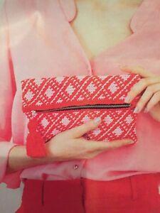 Clutch Bag Crochet Pattern