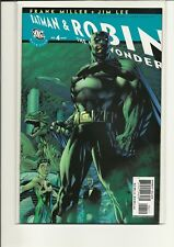 ALL STAR BATMAN & ROBIN THE BOY WONDER #4! NM!
