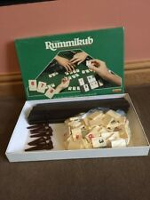 1988 ORIGINAL RUMMIKUB SPEARS GAMES NICE CONDITION FAMILY TILE GAME COMPLETE