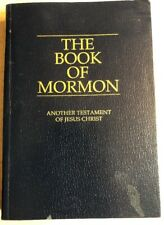 The Book of Mormon, Another Testament of Jesus Christ, 1981