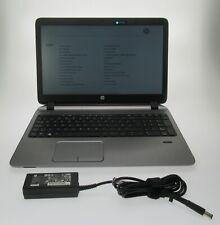 "HP ProBook 450 G2 15.6"" i5-5200U 2.2Ghz 8GB 500GB HDD Win10 Pro Laptop K9K47ET"