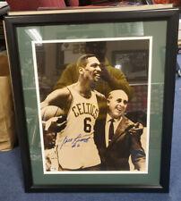 Bill Russell Celtics Signed & Custom Framed 16x20 Photo Auto psa/dna