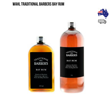 Wahl Traditional Barbers Bay Rum (AUS-SELLER/FAST SHIPPING)!!!