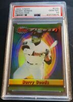 1994 BARRY BONDS TOPPS FINEST REFRACTOR #230 PSA 10 SAN FRANCISCO GIANTS POP 8