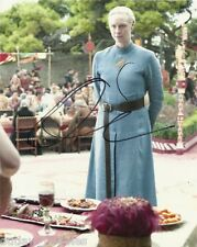 Game of Thrones Gwendoline Christie Signed Autographed 8x10 Photo COA
